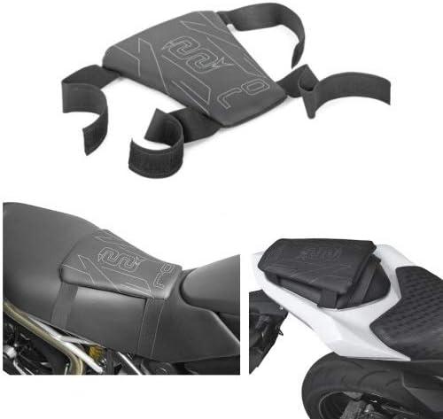Housse de Selle antid/érapante pour Selle Moto Scooter OJ M116 Confort Taille M en Gel Creams Pad Dimensions 12,5//24,5 x 27,5 cm /Épaisseur 1,5 cm