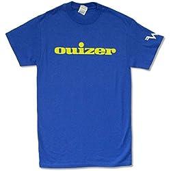 Weezer Ouizer Mens Blue T Shirt (XL)