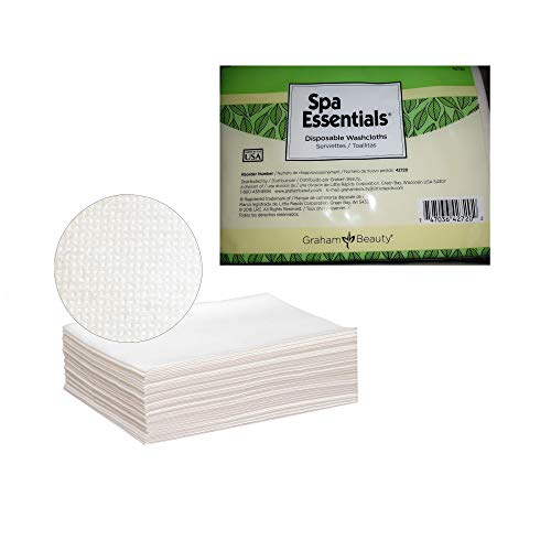- Graham Spa Essential Disposable Washcloths (50 Count)