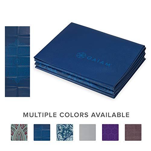 Gaiam Yoga Mat Folding