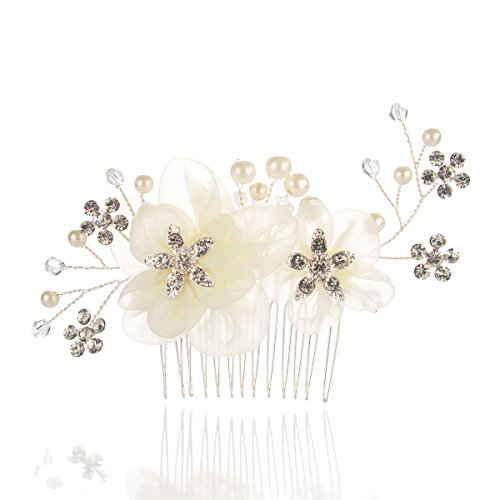 Remedios Barrette Headpiece Wedding Accessory product image