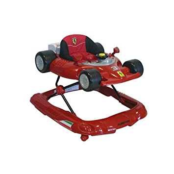 Amazon.com: Ferrari F1 Baby Walker: Baby