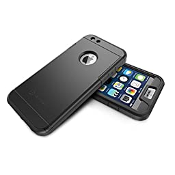iPhone 6s Plus Case, New Trent Trentium 6L Rugged Durable iPhone Case with Glass Screen Protector for Apple iPhone 6s Plus iPhone 6 Plus 5.5\