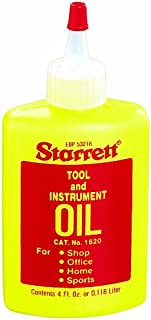 product image for Starrett 1620 Tool and Instrument Oil, 4 fl.oz