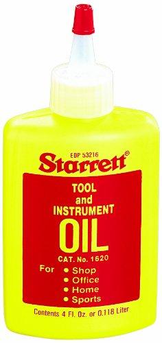 Oil For Measuring Instruments : Starrett tool and instrument oil fl oz gauge blocks