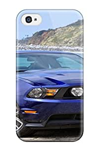 Iphone 4/4s Case Slim [ultra Fit] Mustang Vehicles Cars Mustang Protective Case Cover wangjiang maoyi