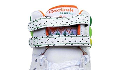 S la Femme chaussure F Sushi Hi Largeur INTL étroite Reebok Baskets de Freestyle Avfqf5