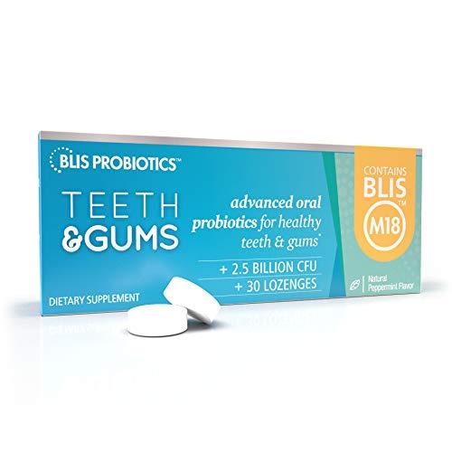 BLIS Teeth Gums Oral