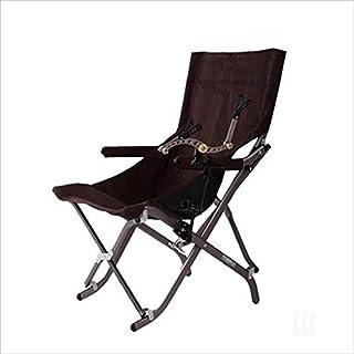 Los productos de la pesca, las sillas plegables al aire libre, las sillas portátiles, las sillas del respaldo y las sillas de pesca son convenientes para las escenas al aire libre: charca, orilla, playa
