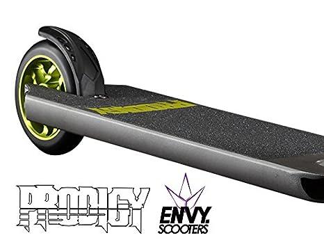 Amazon.com: Envy Scooter Prodigy S4, color gris/lima, gris ...