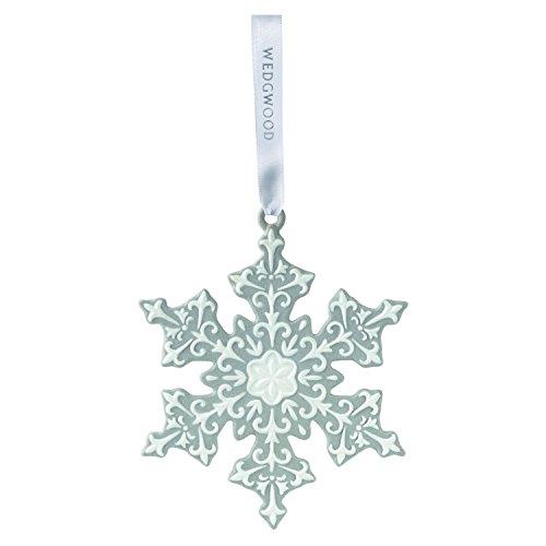 Wedgwood Snowflake, Grey