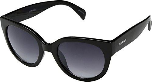 Steve Madden Women's Elane Black Sunglasses