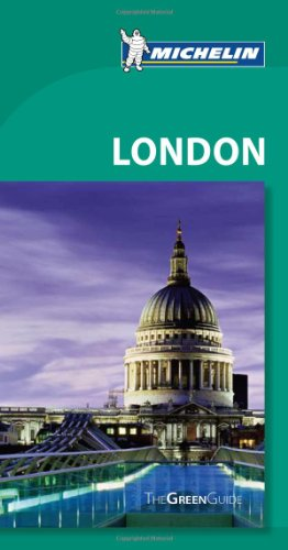 Michelin Green Guide London, 7e (Green Guide/Michelin)