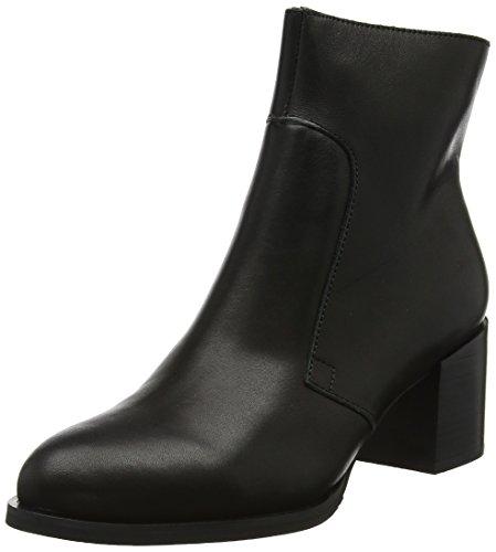 Bottines Femme the Black L Ceci Bear Schwarz 110 Shoe Iw4pZ4