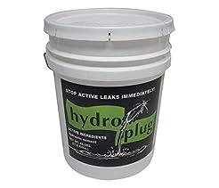 HydroPlug Fresh Concrete Repair Patch 50...