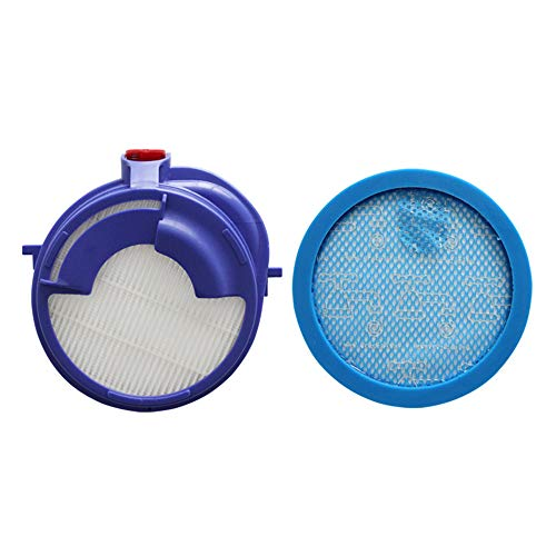 Vacuum Cleaner attachments,IHGTZS Health and Environmental Protection Durable Various Cleaning Accessories Vacuum Cleaner Pre & Post Motor HEPA Washable Filter for Dyson DC24 DC24i New
