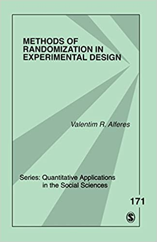 methods of random assignment