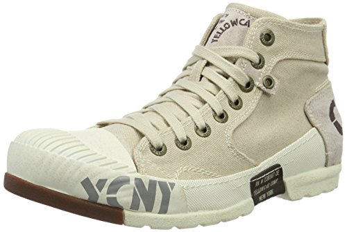 Cab Sneaker Beige Beige Mud Alte Uomo M Yellow BtTBq