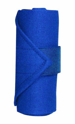 - Perri's Standing Bandages, Royal Blue, Pack of 4