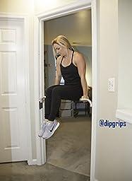 DIPGRIPS Home Gym Dip Station Bars