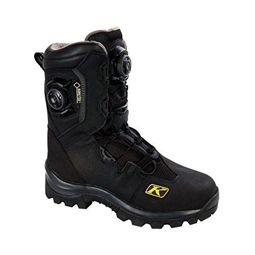 Klim Adrenalin Boa Gtx Scooterstøvler-black-7