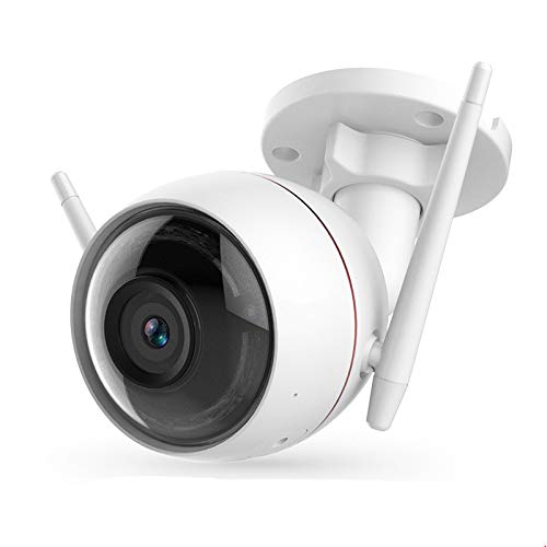 WiFi Camera Home Security Indoor Surveillance Camera with Motion Detection, Super IR Night Vision, Two-Way Audio, Remote Baby Pet Monitor with iOS, Android App – Cloud Service Available