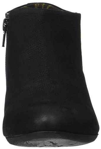Black London Boots Black Fly Spok131fly Women's 8qxwTO