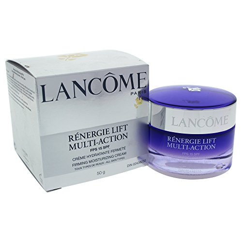 Lancaster Renergie Multi-Lift SPF 15 Redefining Lifting Cream for Unisex All Skin Types, 1.7 ()