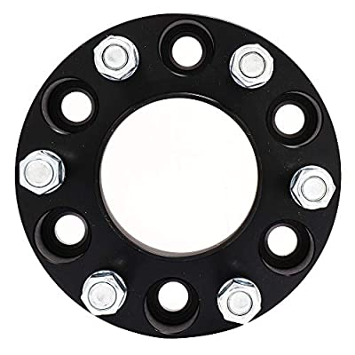 ECCPP 2X 1.5 inch HubCentric Wheel Spacers 6 Lug 6x135mm to 6x135mm 14x2 Fits for Ford F150 Raptor Ford Expedition: Automotive