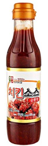 [Cheongwoo Food]Korean Chicken and Skewer Sauce 500ml/Sweet and Spicy Korean Taste/ChiMc/Korean (Korean Style Chicken Sauce (Mild))