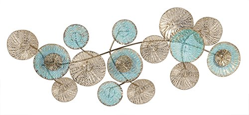 Cape Craftsmen Spherical Metal Wall Dcor
