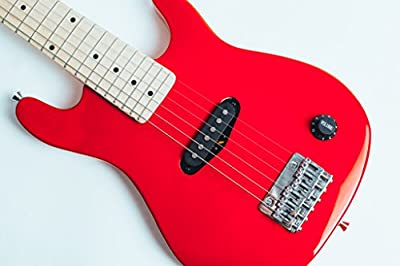 """30"""" Mini Electric Guitar for Kids with Gig Bag, Cable, Strap, 2 Picks, Amplifier and Wrench"""