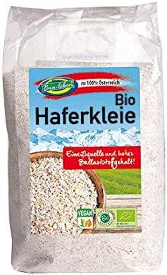 Salvado de avena orgánico 2.5kg BIO 100% de Austria, orgánico ...