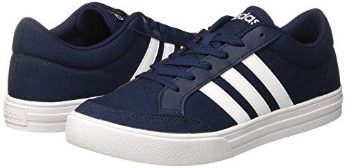 Uomo Basso White ftwr Sneaker Collo Navy Vs collegiate Set A Adidas Blu Tg6qYaw1
