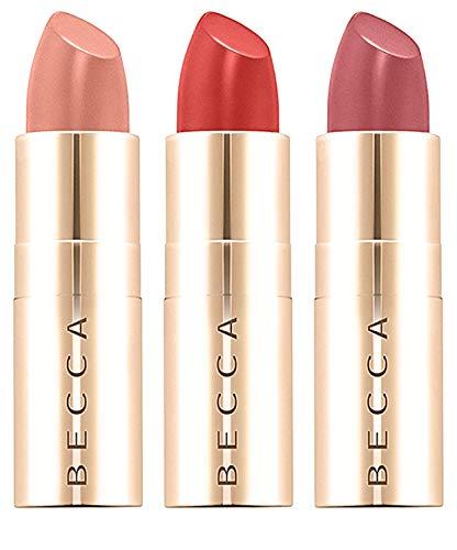 Becca Party Popper Ultimate Lipstick Love Mini Kit .21Oz