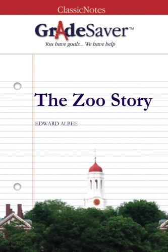 The Zoo Story Summary GradeSaver
