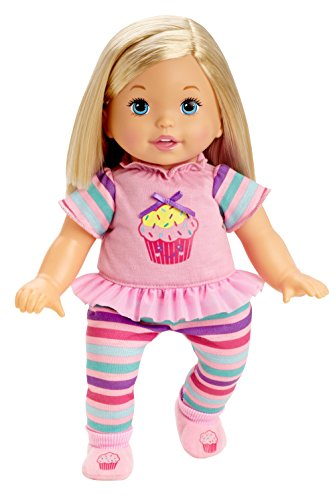 Mattel Little Mommy Sweet As Me Cosy Cupcake Doll
