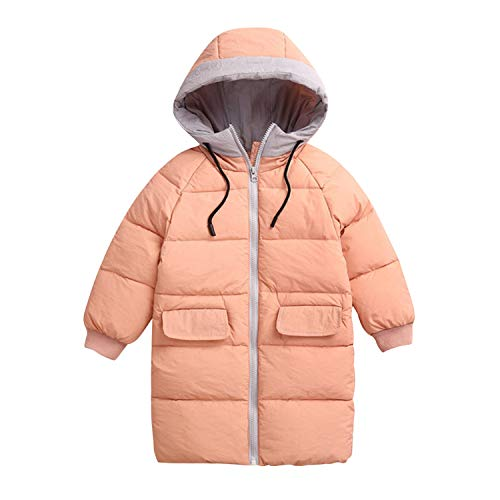 Evelin LEE Baby Boys Girls Puffer Hooded Outwear Winter Warm Jacket Coat Cloak Clothes