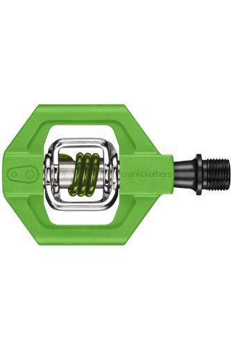 Crank Brothers Candy 1 Pedal - Green