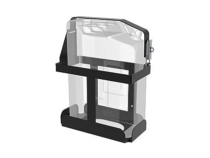 Amazon.com: Vertical Jerry Can Holder Negro Todos los ...
