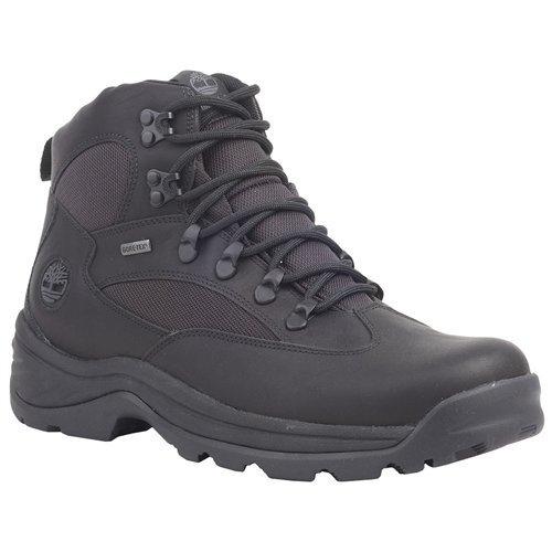Timberland Men's Chocorua Trail Mid Waterproof Boot, Black,12 W US by Timberland