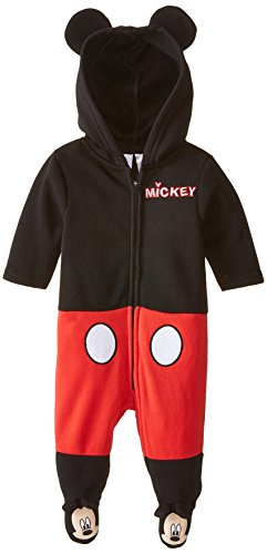 Disney-Baby-Boys-Mickey-Mouse-Coverall-with-Ears-and-3D-Embroidery-Black