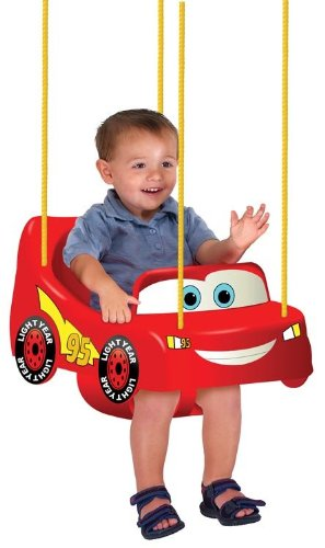 Kids Only Kids Only's Disney Cars Toddler Swing