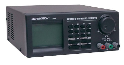B&K Precision 1696 Programmable DC Switching Power Supply Series, 1-20VDC, 0-9.99A