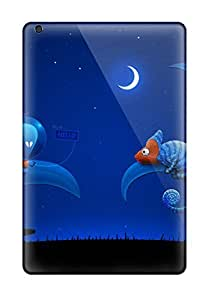 Renee Jo Pinson's Shop 1565839K63847440 New Style Case Cover Alien Moon And Chameleon Compatible With Ipad Mini 3 Protection Case