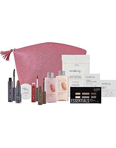 Ulta Beauty Fabulous Favorites 11 Piece Beauty Bag