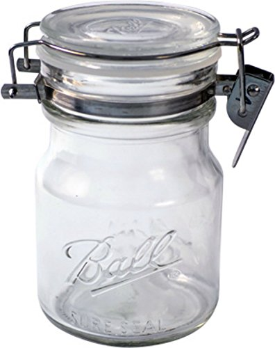 Ball 1440041000 Single Mouth Wire Handle For Mason Jars, 14 Oz (Pack Of 6)