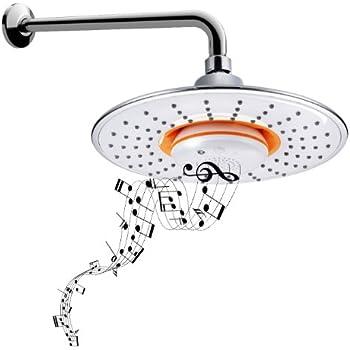Bidet4me Msh-10 Music Showerhead Waterproof Speaker + Bluetooth