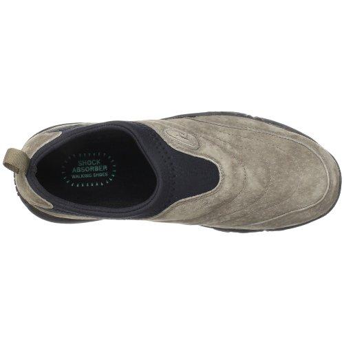 Propet Männer M3850 Waschbar Moc Walking Shoe Gunsmk / Schwarz