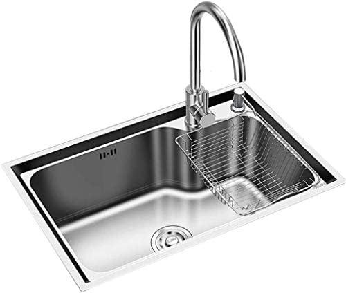 キッチンシンク浴室用品洗面洗面台所用品クリーンシンク浴室のシンクの新ホームデコレーションシンクシンク大容量 LCSHAN (Color : B)